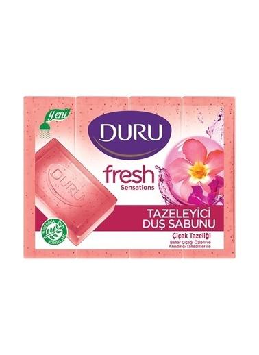 Duru Duru Duş Sabunu Fresh Çiçek Tazeliği 4 Lü 720 Gr Delist Renksiz